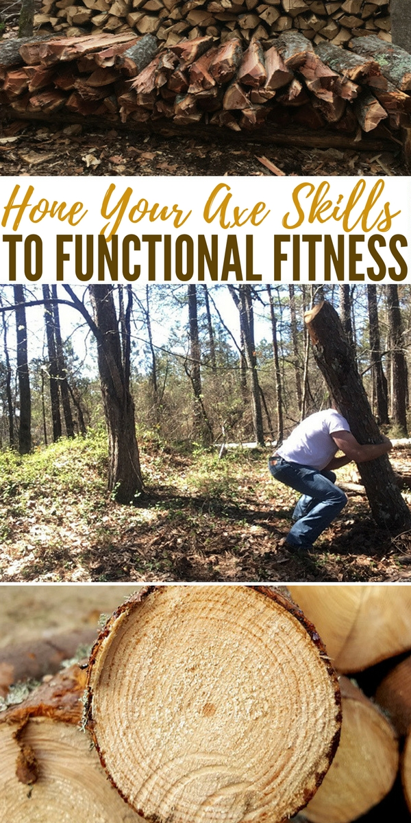 Hone Your Axe Skills to Functional Fitness - guide