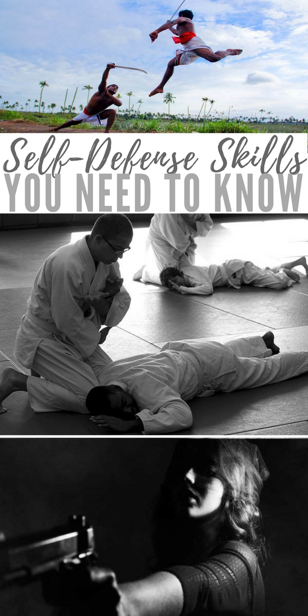 Self-Defense Skills You Need to Know - ready