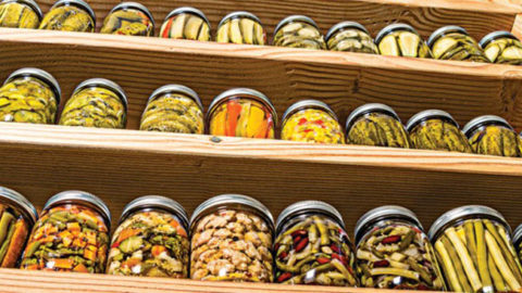 Space Saving Prepping: 10 Ideas for Stashing Your Preps