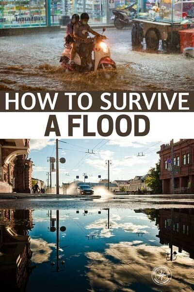 How to Survive a Flood - It also focuses on some very simple steps you can take to be more prepared for the next flood. Its broken down into three main categories. How to prepare for a flood is a highlight of steps you can take before the flood arrives. There is also a nice list of supplies necessary to prepare for your next flood. As well as a great section on safety during a flood. This article has taken one of the more mundanely reported disasters and put it into serious perspective.