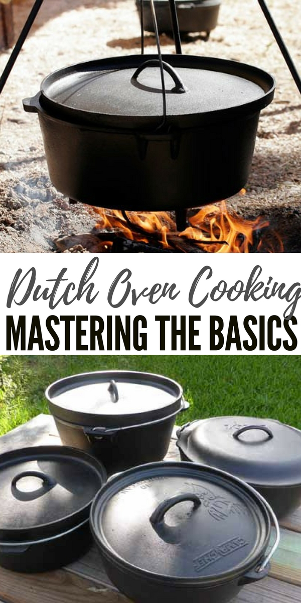 Learn more about Dutch oven cooking and how to master this lost art praised by settlers and pioneers of the American frontier.
