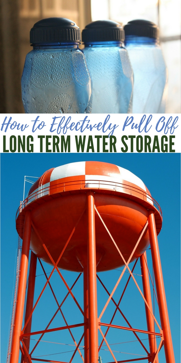 How to Effectively Pull Off Long Term Water Storage u2014 There are many concerns when it  sc 1 st  SHTFPreparedness & Water Storage pin - SHTF Prepping u0026 Homesteading Central