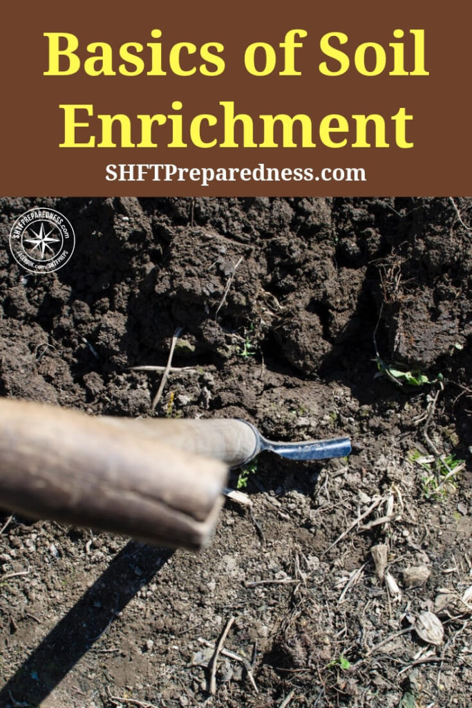 Basics of Soil Enrichment - If you want to produce seriously nutritious food it all starts with your soil. One of the most important aspects of gardening is revitalizing that soil every single year. If you have a great year of growing and produce tons of fresh vegetables your soil is tired. Its going to need some help to get back into growing shape again. This article goes over several different ways to enrich your soil. It may sound complicating but its actually pretty simple.