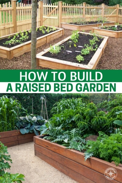 How to build a raised bed garden - How to build a raised bed garden ...