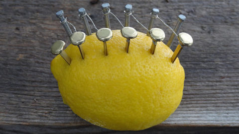 How to Make Fire With a Lemon – Fact or Fiction?