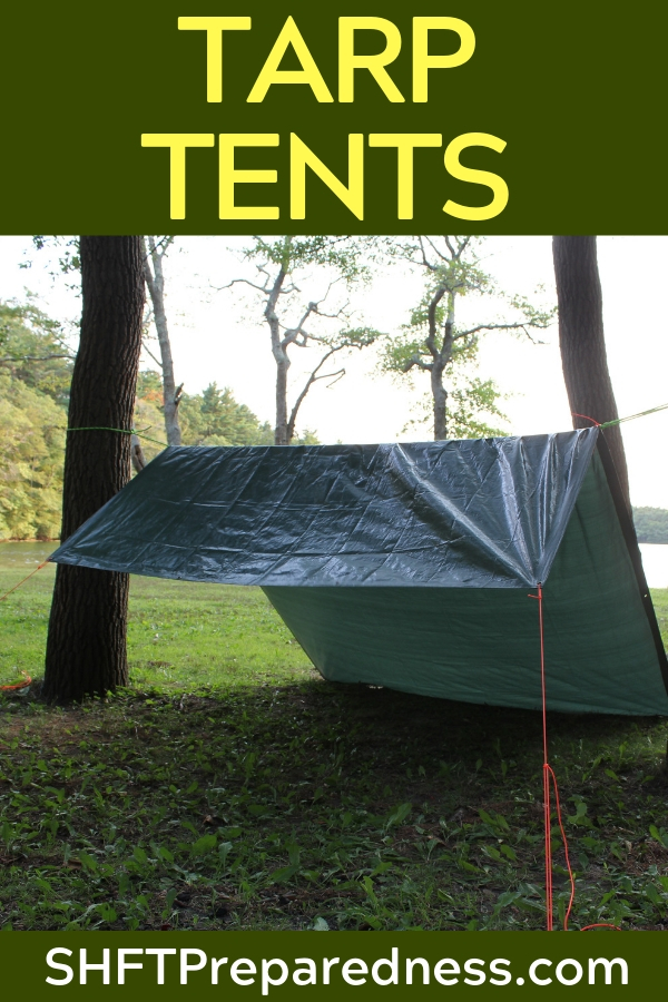 Tarp Tents - We are always looking for new and exciting shelter options. There are a lot of options when it comes to using tarps as shelters.