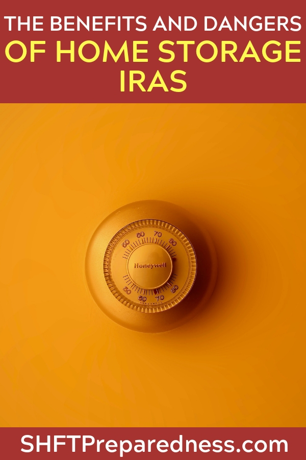 Beware of Home Storage IRAs - On some of the most well known talk radio shows we often hear them talk about the benefits of a precious metals IRA.