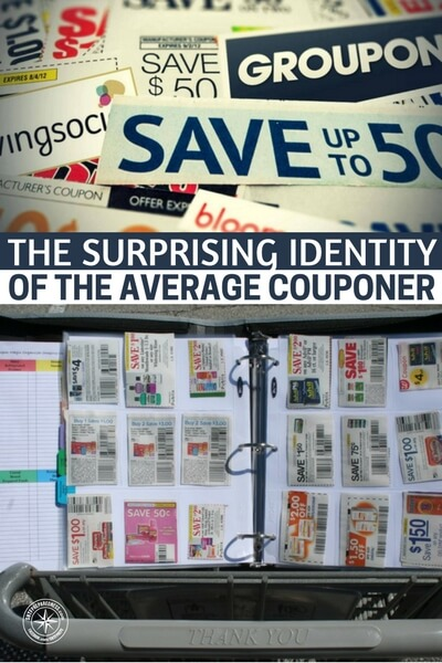 The Surprising Identity Of The Average Couponer - There is something to be said for taking on survivalist projects and reusing materials which both help lower environmental impact and cut the cost of living.