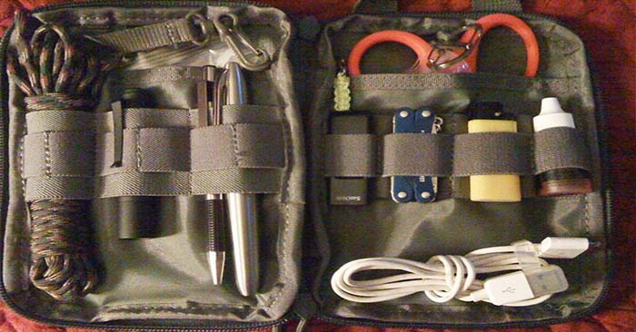 How to Carry EDC Gear - There are three distinct methods highlighted in this article. As you can imagine, pockets, is the first method and I think the preferred method when it comes to EDC carriers.