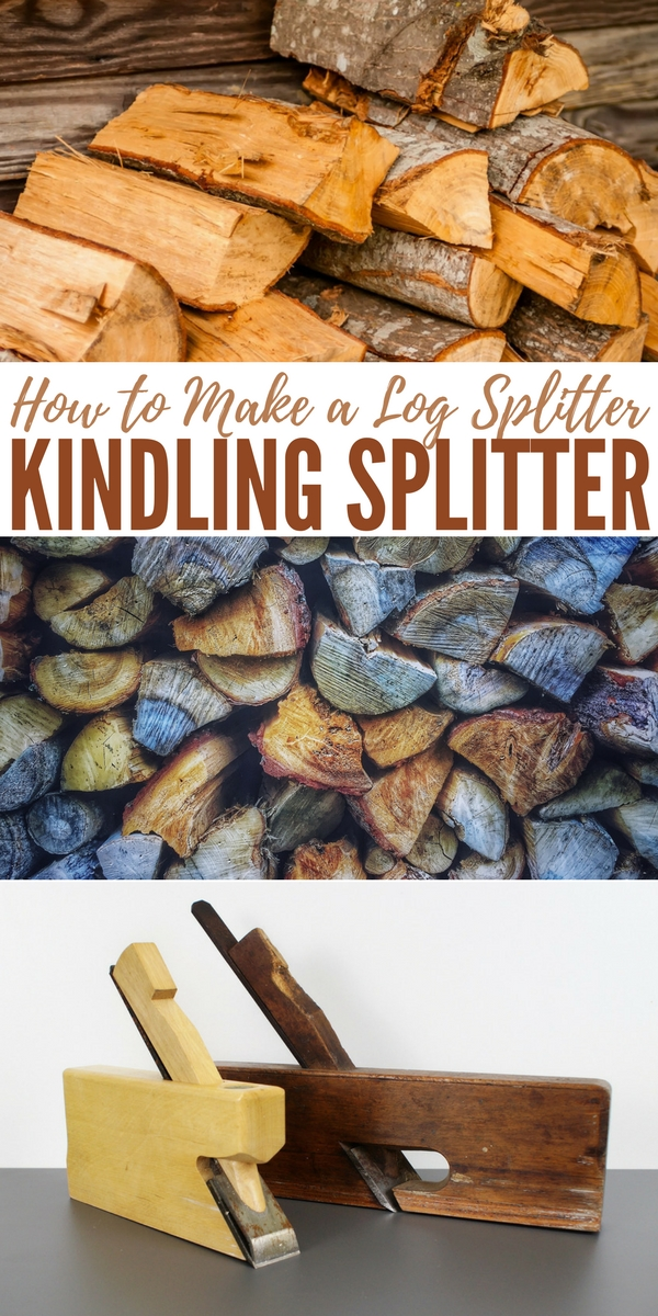 how to make kindling with a hatchet