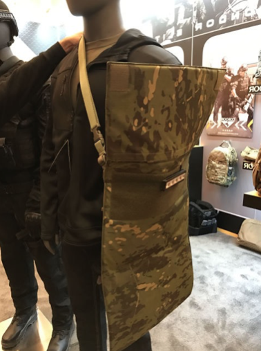 Covered 6 Personal Defense Shield