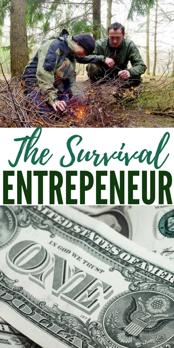 The Survival Entrepreneur - We all have dreams and ideas. This life is just a short dance in the sun. Do not go to your grave with that great invention or idea locked away in your head. Take a shot at success.