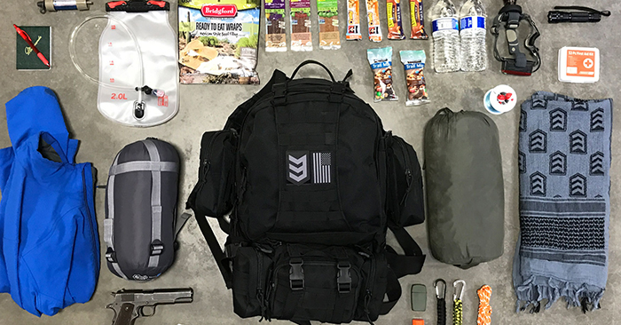 The Ultimate Bug Out Bag List - This article comes with an incredible base tool for building a bugout bag. It takes into consideration every preppers base needs like shelter, first aid, water and food. From here you can also add your weight and it will calculate the weight of your bag and how that fits with your weight.