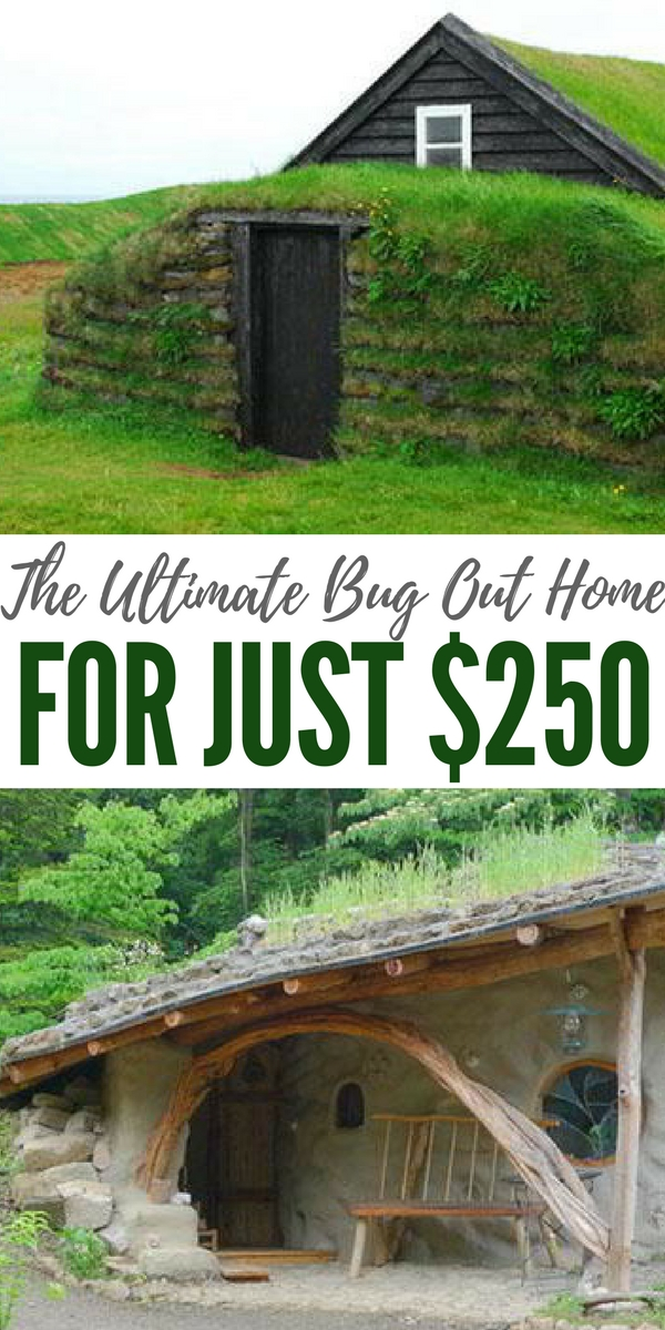 Bug Out House : The ultimate bug out home for just