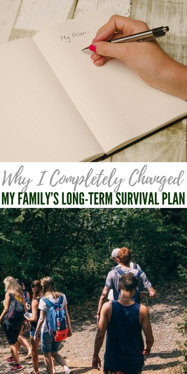 Why I Completely Changed My Family's Long-Term Survival Plan - The author had built the perfect prepper and she thought she was prepared to ride out the end of times. Her revelations were do to meetings some pretty amazing people who have experienced collapse first hand.