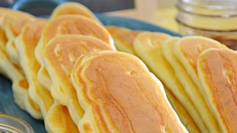 Bacon Pancake Dippers – the Most Amazing Breakfast Food EVER!