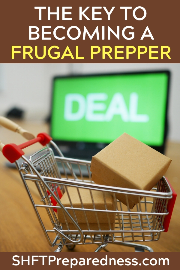 Budget Preps for the Frugal Prepper - With the rising cost of...well everything, finding any extra money for preps (or anything else) can be a real challenge. How can you possibly prepare for the unknown when making ends meet on your day to day is hard enough as it is!?