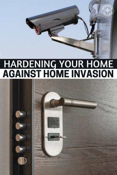 Hardening Your Home Against Home Invasion - As far as my understanding goes it seems that deterrents are one of the most powerful weapons in prepping and safety.