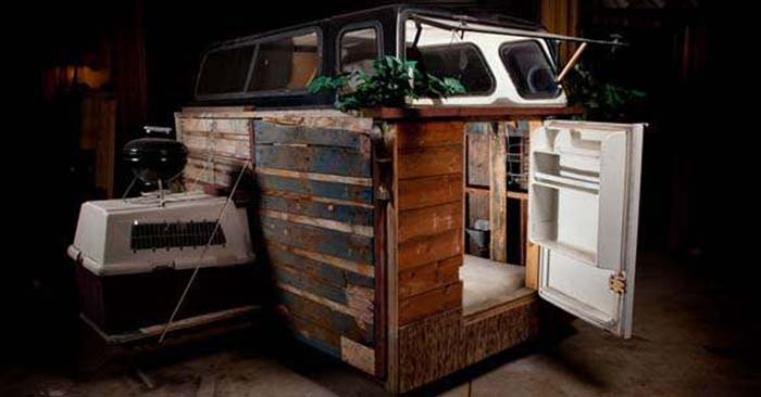 Build Your Own Dodge >> How To Turn Garbage Into A Shelter