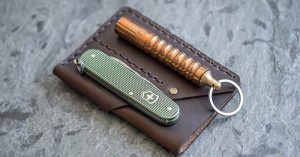 2017 EDC Items You Haven't Heard Of - The author has created a collection of products that are all very innovative and some are pretty beautiful as well. When it comes to EDC there is nothing wrong with a little style either. I love looking at new EDC innovations and this is a great article with some collections of great products you could consider for your kit.