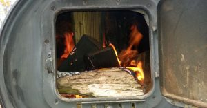 Building a Simple Barrel Stove - This stove will require some skill to create but its something you can pull off and might be your best options in a collapse scenario. The barrel is going to give off tons of heat when you need it.