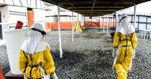 Here's How Easily an Epidemic Like Ebola Can Turn Into a Pandemic - If you wait until it actually hits American shores, you'll be competing for resources. The last time that Ebola threatened the United States, I had to dig through the internet for suppliers who still had things like Tyvek suit and nitrile gloves, and as I dug deeper, the prices went up.