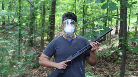 Make your Own Improvised Gas Mask