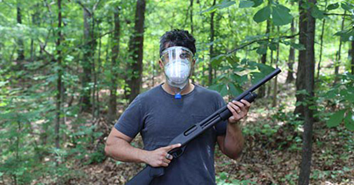 Your Gas Shtfpreparedness Make - Improvised Own Mask