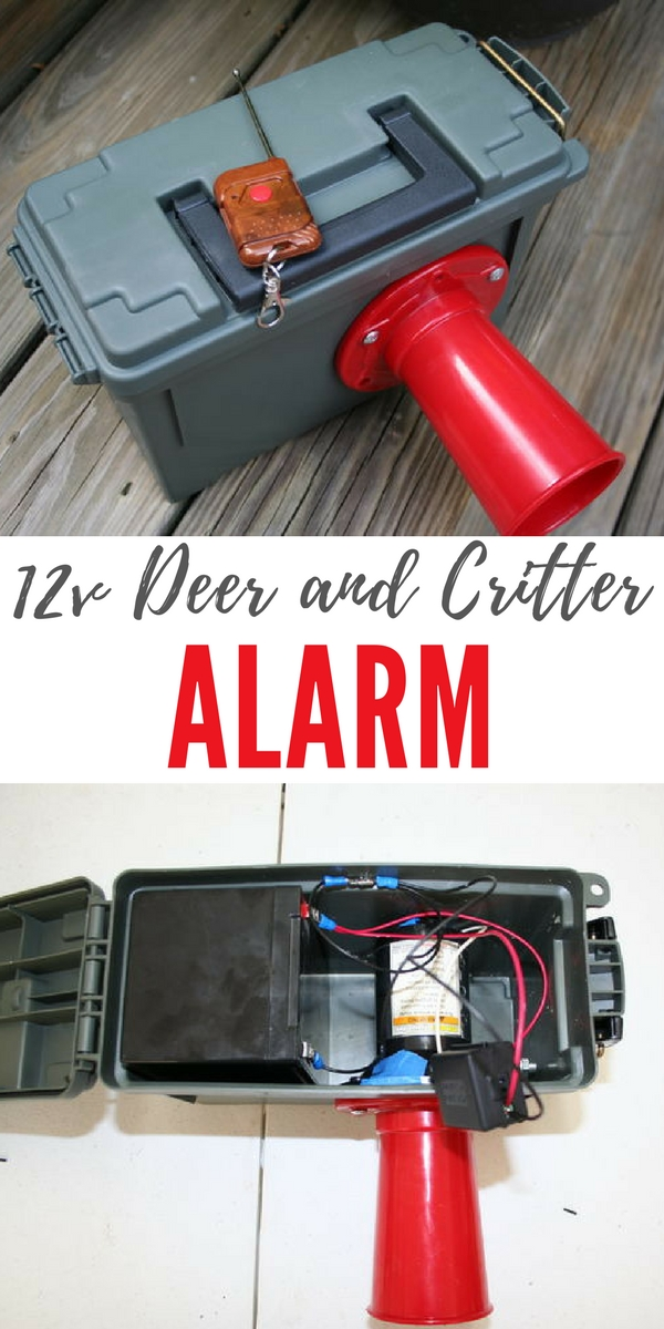 12v Deer and Critter Alarm - The construction of the device is not overly complicated and I think the average person would be able to assemble it with the pictures and step by step instructions.