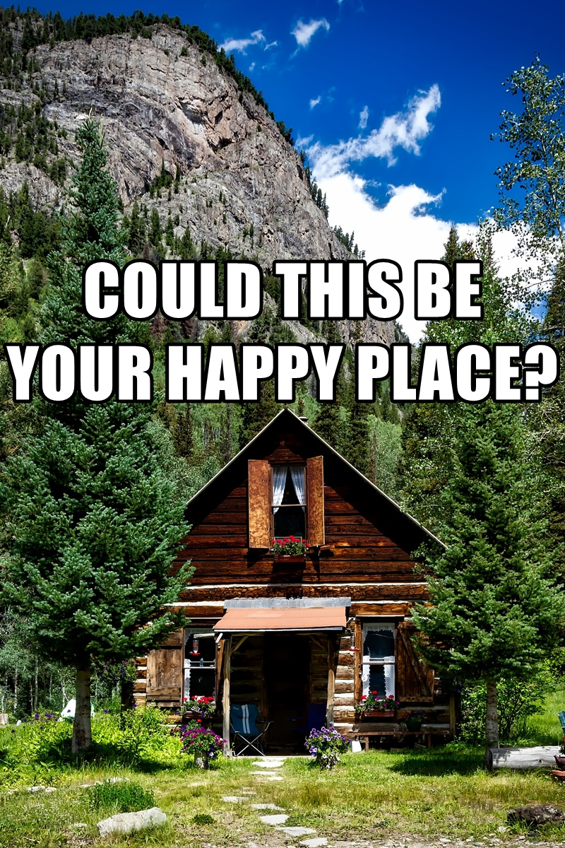 Could this be your happy place?