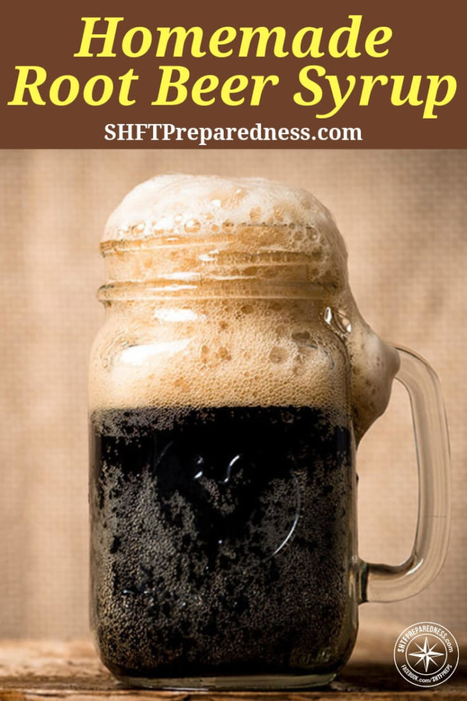 Homemade Root Beer Syrup (for Fermented Soda) - The author makes some great recommendations about how to utilize the root beer flavor in other ways. Of course, the soda is the best but it is still very interesting to see how you can use that great flavor in other applications.