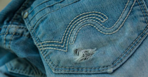 33 Things To Do With Old Jeans - This article is an interesting look at how you can make the most of what you have in your inventory today. The author has profiled jeans and has some great ideas on what you can do with this tough cloth even if it doesn't fit on your body anymore.