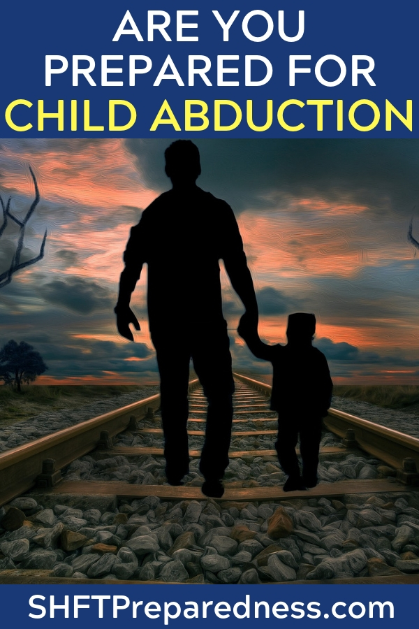 Just How Easily Can a Child Abduction Can Happen? - In 2016, almost half a million children in the United States were reported as missing.465,676 little ones just disappeared one day.