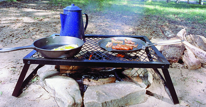 Cooking Outside: 5 Tasty Ways to Practice Prepping - That's the beautiful thing about summer. You can prep and it feels like a party instead of a chore. Take some time while the weather is hot to hone your off-grid cooking skills.