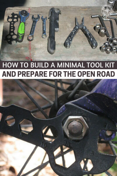 How to Build a Minimal Tool Kit and Prepare for the Open Road - This great instruction offers you several ways to create a road kit for your particular vehicle. Having this kit will not make you a mechanic but it will offer you a better chance at being able to solve your problems.
