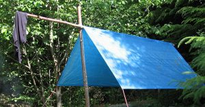 How to choose the best tarp for survival shelters - The article takes this subject of tarps to a whole new level. Its like anything else, there are levels to everything.