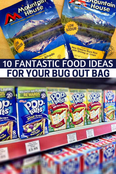 10 Fantastic Food Ideas for Your Bug Out Bag - If you still need to get a bug out bag here are a few I personally have handled and are a great bag for bugging out. Olive Drab Genuine GI Medium Size ALICE Pack w/Frame or Sport Outdoor Military Rucksacks Tactical Molle Backpack