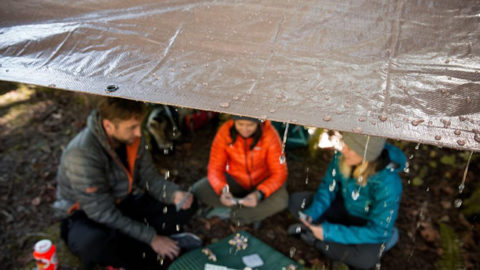 10 Survival Tips for Camping in the Rain