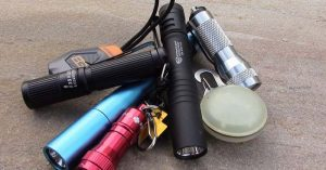9 Simple Tips You Need to Buy the Best EDC Flashlight - A flashlight that will work for you in a variety of scenarios needs to have the right battery size and a variety of other features that you may not be thinking of.
