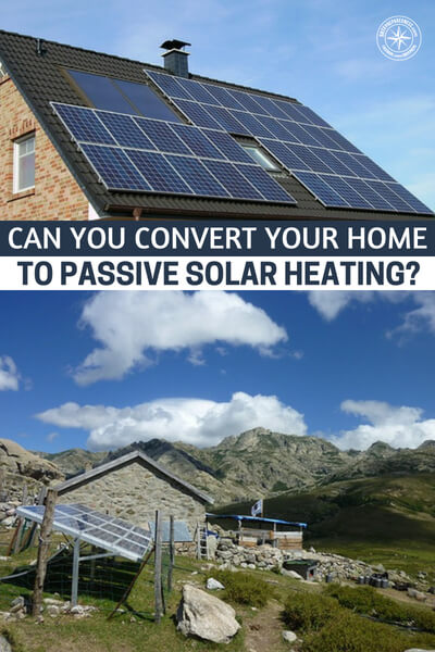 Can You Convert Your Home to Passive Solar Heating? - The author offers some great information in this article about he power of the sun. The article discusses the five basic components of passive solar heating. This can be a quick checklist for you to see if this is something you are capable of pulling off.
