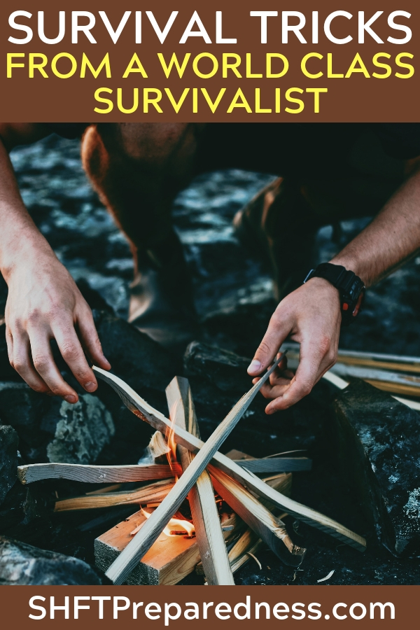 Dave Canterbury's Summer Survival Tricks - This is a link to a small article and a podcast. It is all about surviving in the summer. You will find some enlightening things in this podcast and you will see why Dave goes against the grain in some of his survival strategies. Enjoy this podcast on the go and open your mind ot some summer survival tricks.
