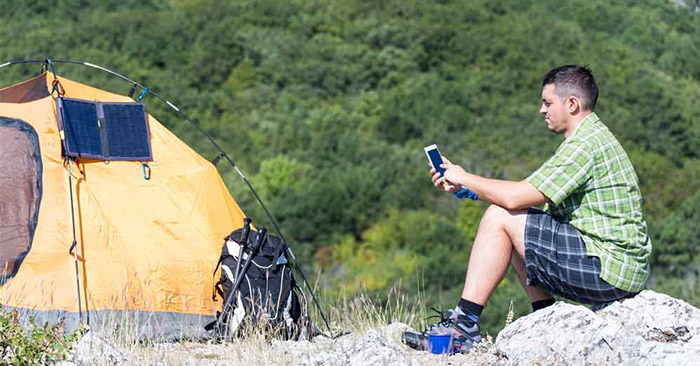 Guide to Portable Power for Camping - No matter what you chose to power its crucial that you have the ability to power it. This is a complete guide on what is possible.