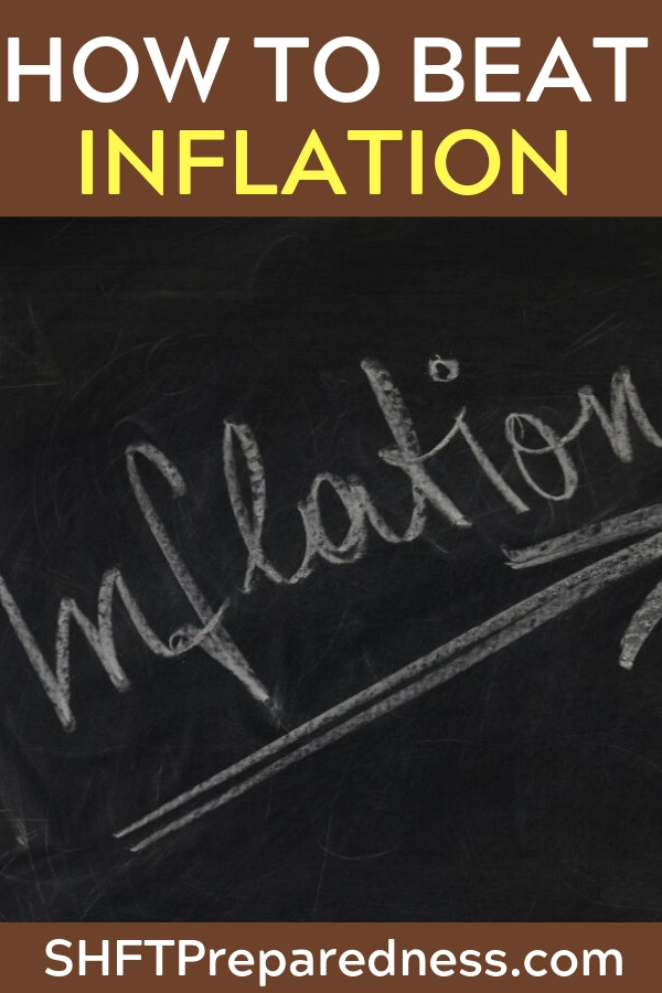 How to Beat Inflation — This is not a big read but its an important one. In today's world we think the larger the text the more important it is for us to read. We think the more important it is and the more impressive it is to read a larger text.