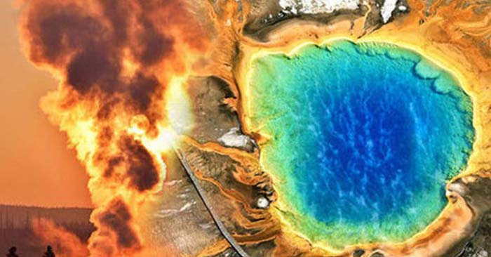 If The Yellowstone Super Volcano Erupted, What Would Be Left? - This article is all about the uptick in activity, seismic activity. Yellowstone is suffering from this increased activity and it has people worried. Rightly so. Ash would nearly hit the east coast if this thing blows! The world would slowly be choked to death.