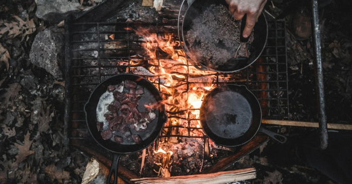 Making A Fire Against All Odds -- Fire was mankind's greatest invention and it helped humans get out of the dark. Many survival experts agree that being able to start a fire is one of the basic skills we should all master.