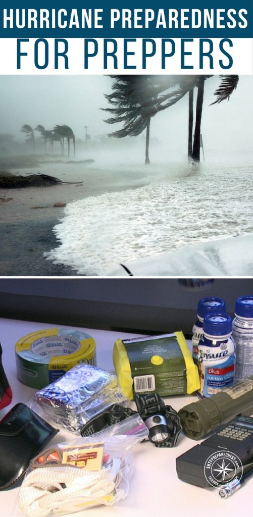 How preppers prepare for hurricanes: a comprehensive look - What you will notice about this article is that the bulk of hurricane preparedness happens days and months before there is anything brewing in the ocean. That is the key to all preparedness. You must be getting prepared way ahead of time.