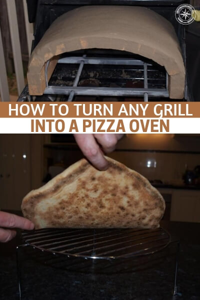 How To Turn A Garage Into A Bedroom: How To Turn Any Grill Into A Pizza Oven