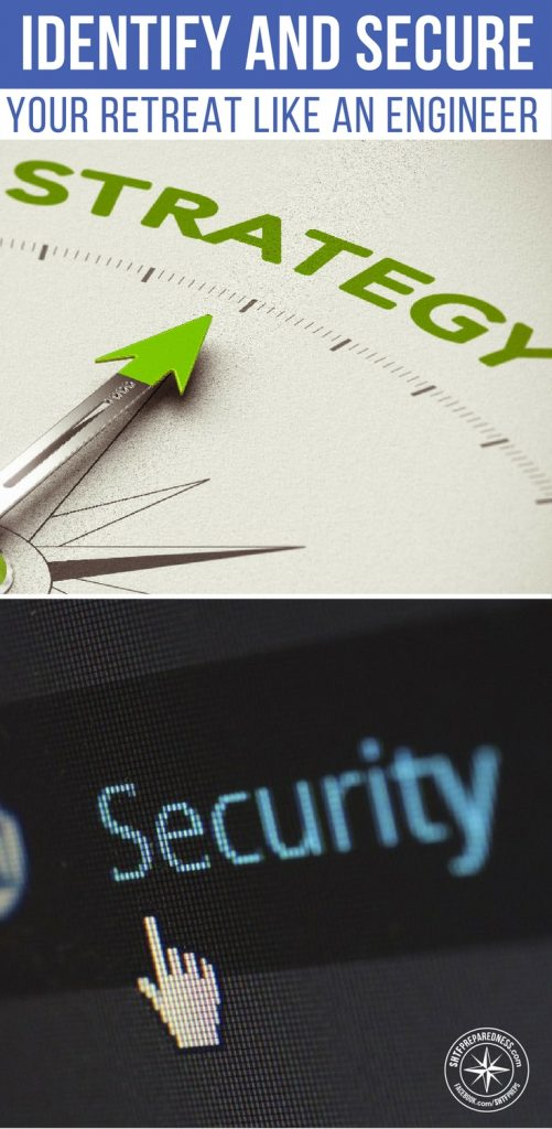 Identify And Secure Your Retreat Like An Engineer - This article offers a lot of information to digest. I don't think all of it will be effective but you will find some things that you haven't thought of. The author takes a military engineers point of view in finding the right piece of land.