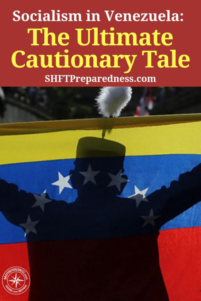 Socialism in Venezuela: The Ultimate Cautionary Tale - This article will take you on a journey to understand how we get to this point. It will tell you about the things that Hollywood's hero Hugo Chavez did to create this collapse.