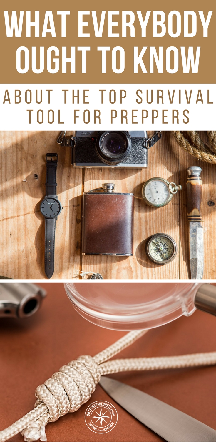 What Everybody Ought to Know About the Top Survival Tool for Preppers - If you were stuck on a desert island and you had only one item, what would it be? This is one of those questions that gets much more interesting if you are allowed 5 or more items.